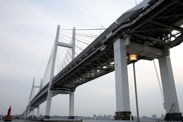 Славный японский город Иокогама