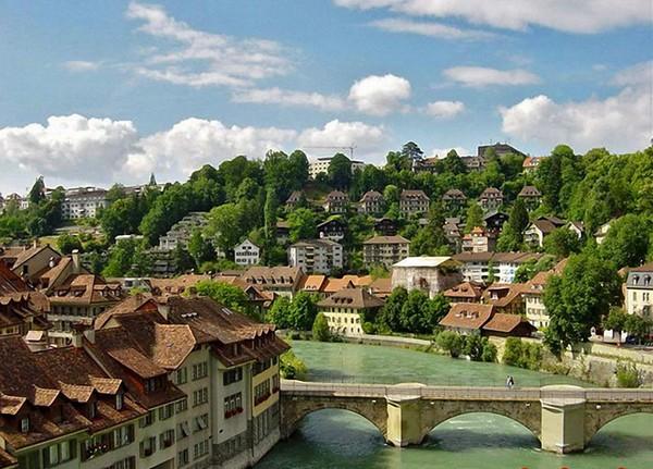 Фотообзор: Берн - столица Швейцарии
