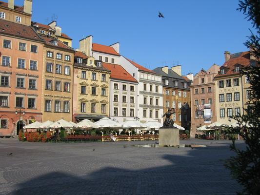 Здравствуй, Польша!