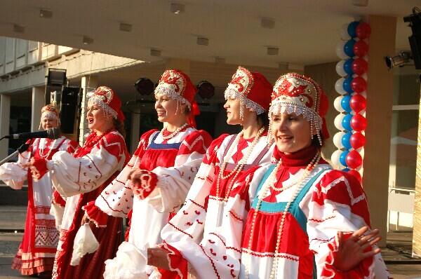 Сестрорецк празднует 294 день рождения