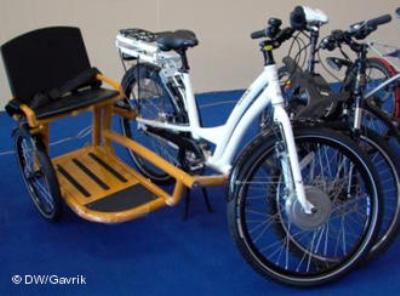 115 3657909 - Ярмарка велосипедов IFMA 2008 в Кёльне