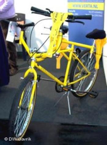 115 3657963 - Ярмарка велосипедов IFMA 2008 в Кёльне