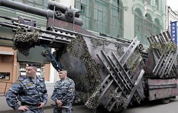 102 52761471 - Из Москвы выведут все воинские части