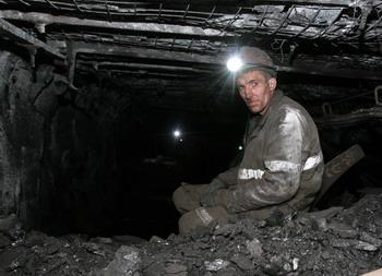 С требованием  не сокращать рабочие места на шахтах, жители Воркуты вышли на митинг