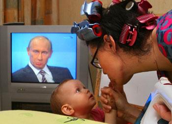 Российским многодетным домохозяйкам могут начать платить зарплату и начислять стаж