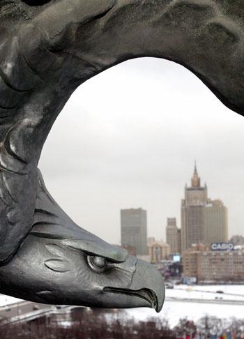 111 060509 - Россия в адрес НАТО решила ответить «ударом на удар»