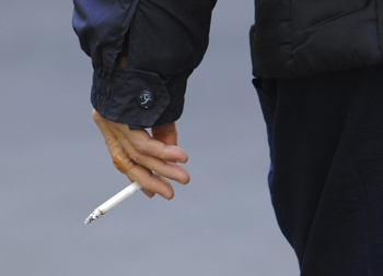 Россия отметила Всемирный День без табака ростом числа курильщиков