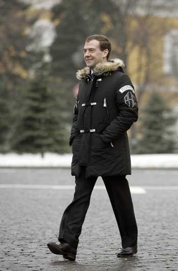 Президент России с нетерпением ждет встречи с президентом Бараком Обамой