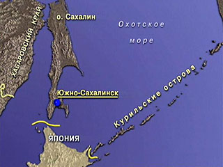 115 1148406 - В Охотском море потеряли ход два российских траулера