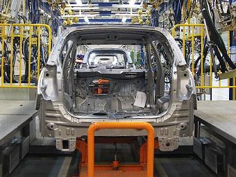 Производство автомобилей в России снизилось на 80 процентов