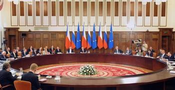 Саммит Россия-ЕС открылся сегодня в Хабаровске