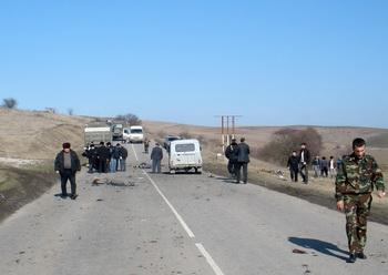 В Ингушетии в результате обстрела погибли трое сотрудников МЧС