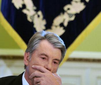 156 12 08 09 ukraine - Реакция Ющенко на послание Медведева не заставит себя ждать