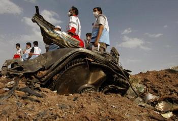 156 25 07 09 crash - В результате авиакатастрофы в Иране погибли 3 россиянина