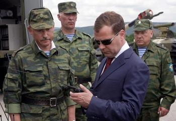 РФ разместит в Киргизии дополнительный воинский контингент