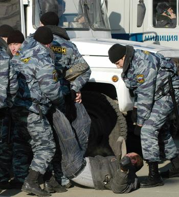 90 14 03 09 111v - Убитые во Владивостоке бандиты отстреливались из гранатомета