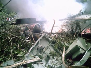 90 22 07 2009 752 V - В Волгоградской области потерпел крушение МИ-8, погибли 6 человек