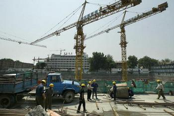 Москва побьет прошлогодний рекорд по строительству офисов