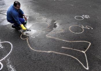 Начальником ОВД «Царицино» трое убито и шестеро раненых