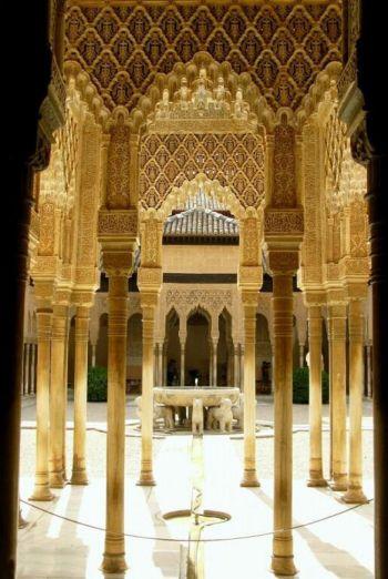 115 Alhambra - Воссоздание древней строительной технологии