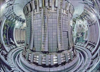 Будущее зеленых: ядерный сплав