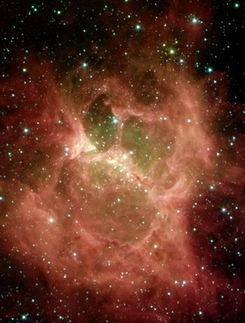 Новый класс астрономических объектов обнаружен в соседней с Млечным путем галактике