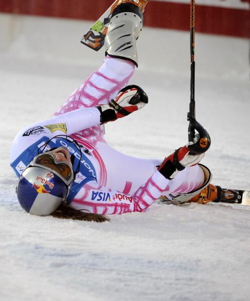 Фотообзор: Горные лыжи. Второй этап Кубка мира