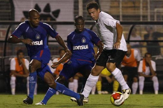 102 vrs200903124 - Фотообзор: Роналдо забил за новый клуб во втором матче подряд