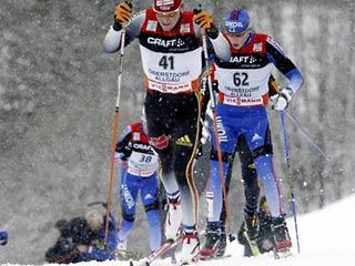 Лыжник Морилов завоевал для России первую медаль на ЧМ в Либереце