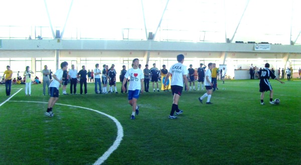 Якутский футбол