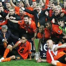 115 shahter1 - Шахтер - обладатель Кубка УЕФА!