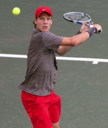 115 vrs2008100412 - Фотообзор: Теннис. Полуфиналы турниров в Токио