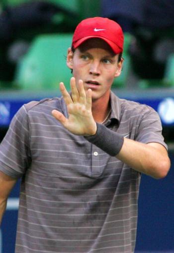 115 vrs2008100413 - Фотообзор: Теннис. Полуфиналы турниров в Токио