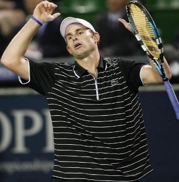 115 vrs200810044 - Фотообзор: Теннис. Полуфиналы турниров в Токио
