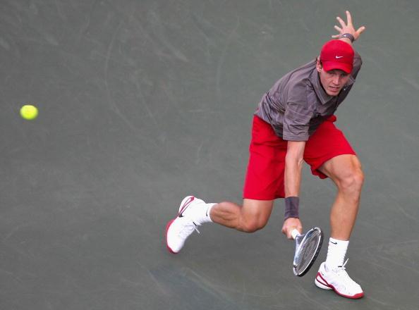 115 vrs200810048 - Фотообзор: Теннис. Полуфиналы турниров в Токио