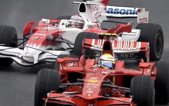Фотообзор: Формула 1. Хэмилтон - чемпион мира