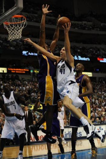 115 vrs200811127 - Фотообзор: Баскетбол. Результаты матчей НБА