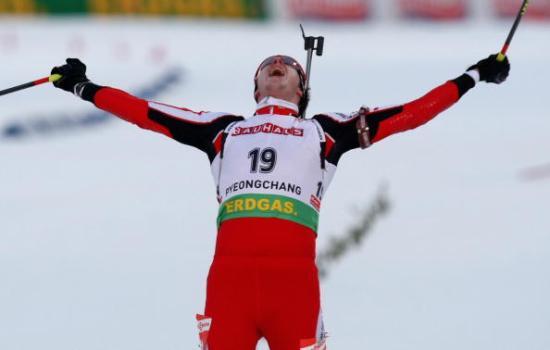115 vrs200902211 - Фотообзор: Иван Черезов завоевал бронзу ЧМ по биатлону в гонке с масс-старта