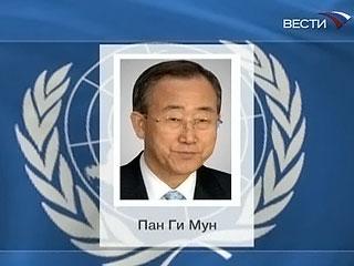 Генсек ООН осудил убийства в Гвинее-Бисау