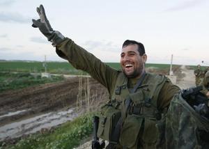 Израиль намерен вывести войска из сектора Газа