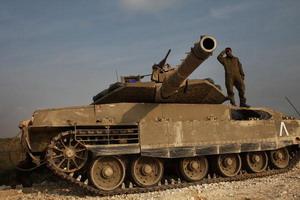 """Израиль остановил боевые действия в Газе. """"Хамас"""" ответил обстрелом"""