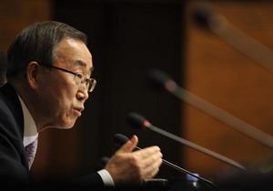 126 oon 84009963 - Глава ООН требует прекратить бои в Газе
