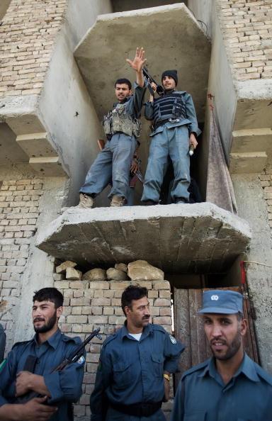 Выборы в  Афганистане состоялись.  Фотообзор