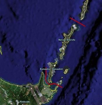 149 qidao - Южные Курилы объявлены японским парламентом «исконными территориями»