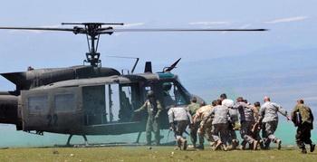 Завершились военные учения НАТО, проводимые в Грузии в мае месяце