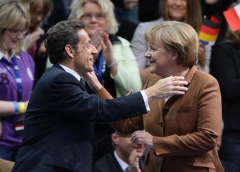 Меркель и Саркози не приветствуют вступление Турции в ЕС