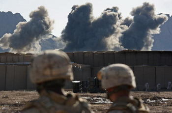 156 156 30 04 09 Taliban - У талибов отбит город Даггар