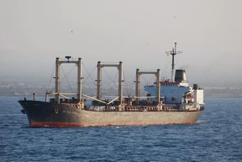 Пограничники Грузии задержали турецкое судно, возвращавшееся из Абхазии
