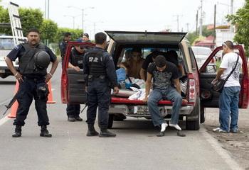 На мексиканской таможне большие кадровые перемены