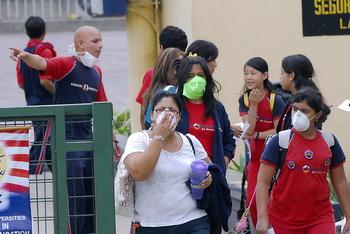 Грипп А/Н1N1 распространяется по Латинской Америке